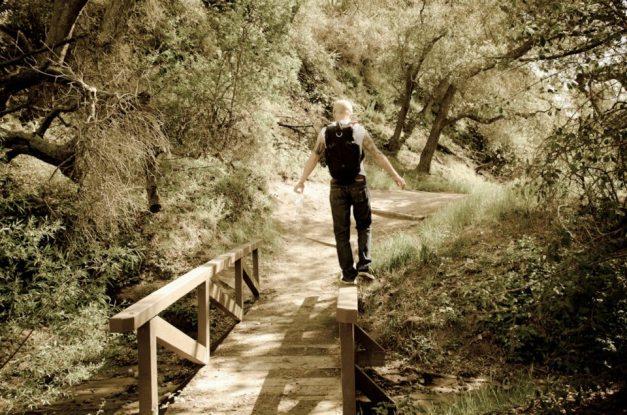 hiking jeff