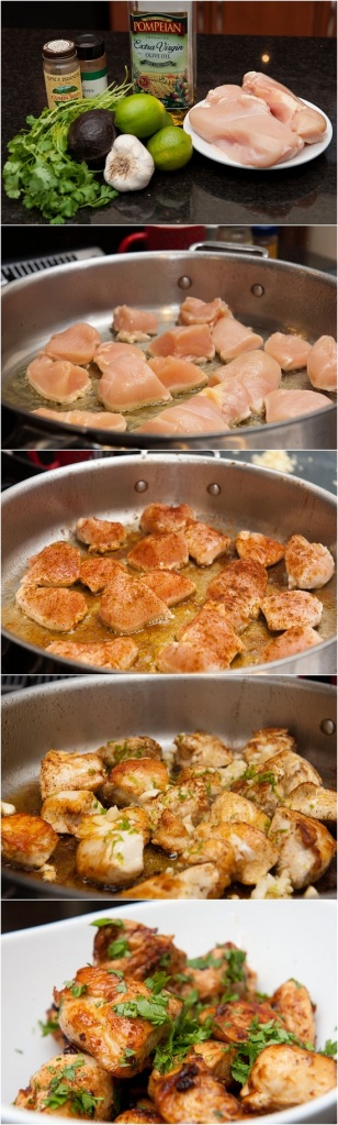 Quick-Lime-Cilantro-Chicken