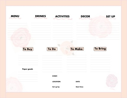 event-planning-template